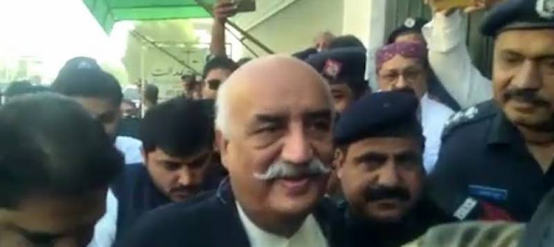Khurshid Shah's judicial remand extended for 14 days in assets beyond income case