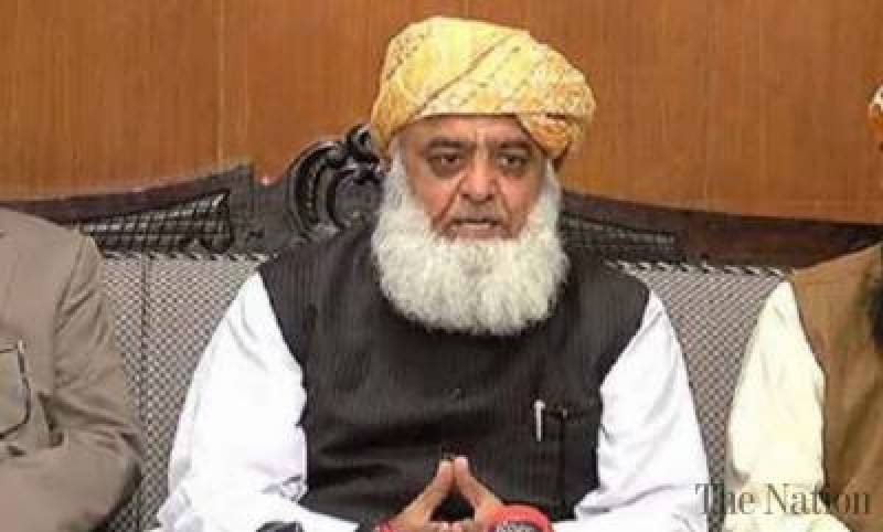 JUI-F calls Opposition parties MPC on November 26