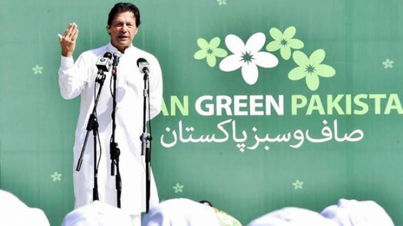 PM Imran to launch Clean Green Pakistan Index on Monday