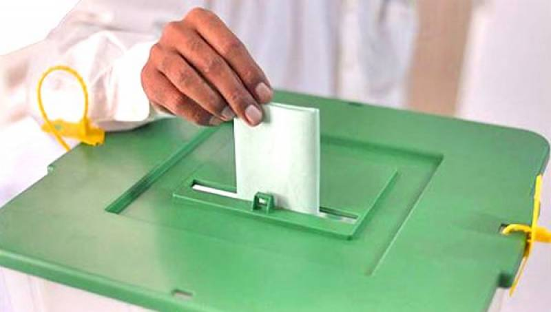 Polling for by-election in Mirpur's LA-3 constituency underway