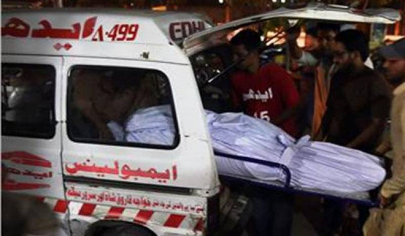Eight dead, 20 injured in DI Khan road mishap