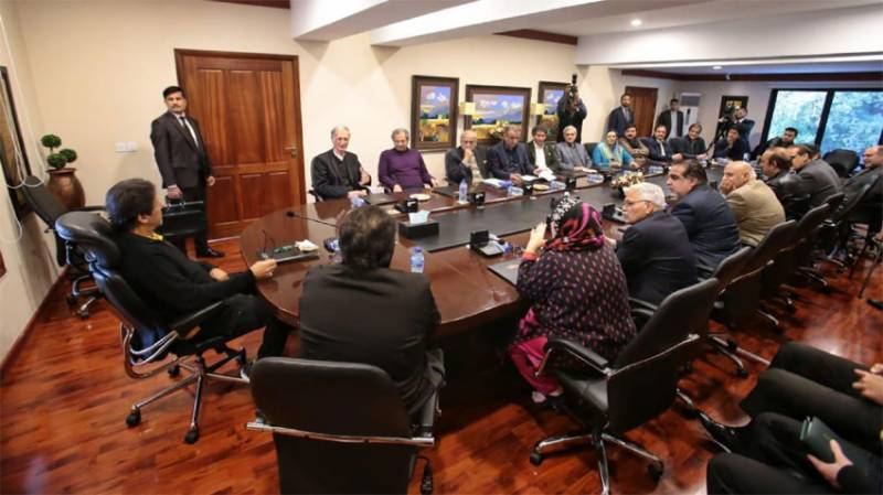 Pakistan's ruling party decides to take up issue of Holy Quran's desecration in Norway at EU, OIC