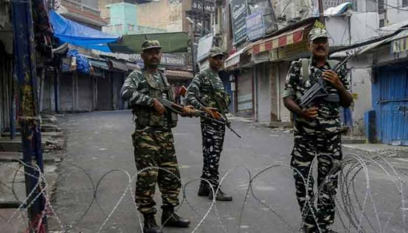 Indian troops kill two youth in Pulwama amid inhumane curfew, blackout enters into 114th day in IOK