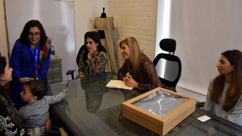 Dutch Queen Maxima spends eventful day in Lahore