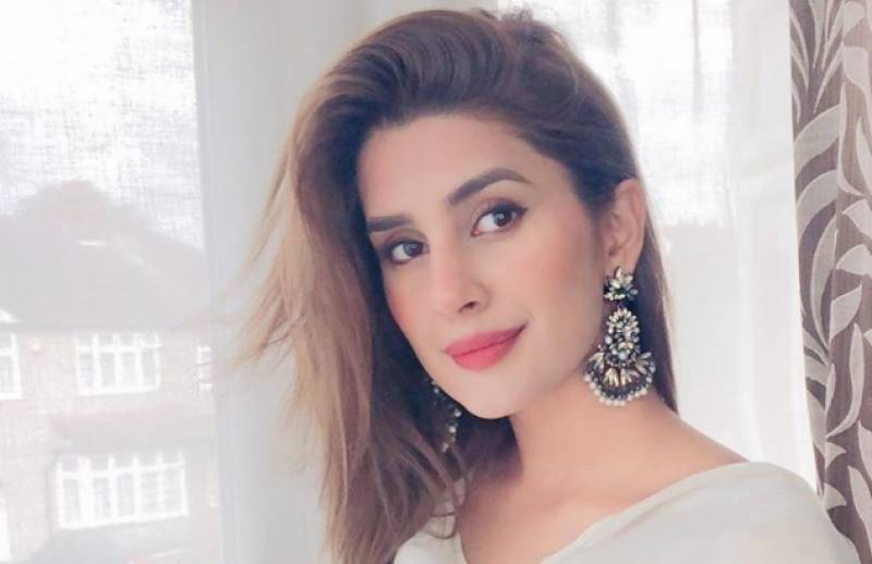 Kubra Khan not leaving showbiz, they are all rumors