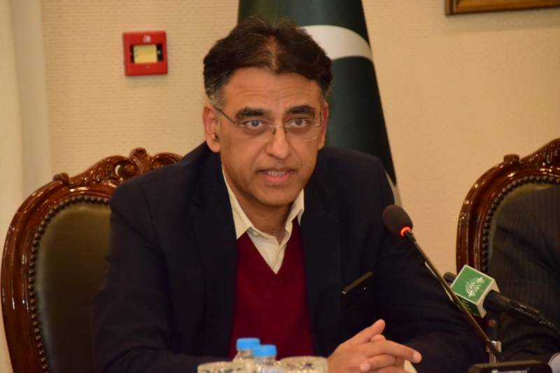 PM Imran holds discretionary powers under Article 243, can grant extension to COAS, says Asad Umar