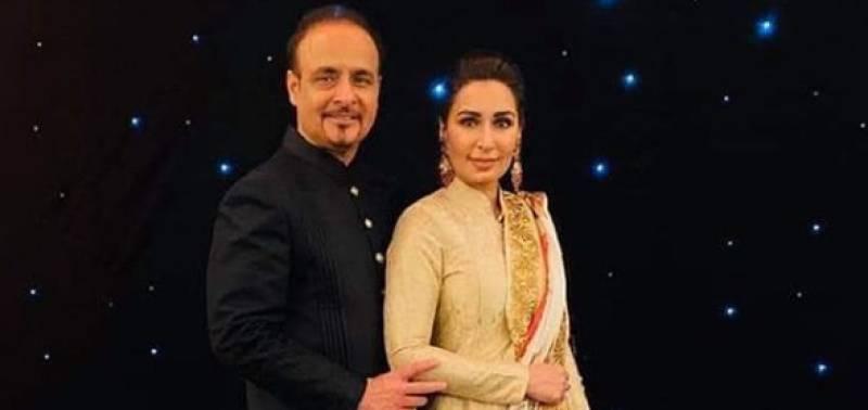 Reema Khan and Dr Tariq celebrate their eighth wedding anniversary