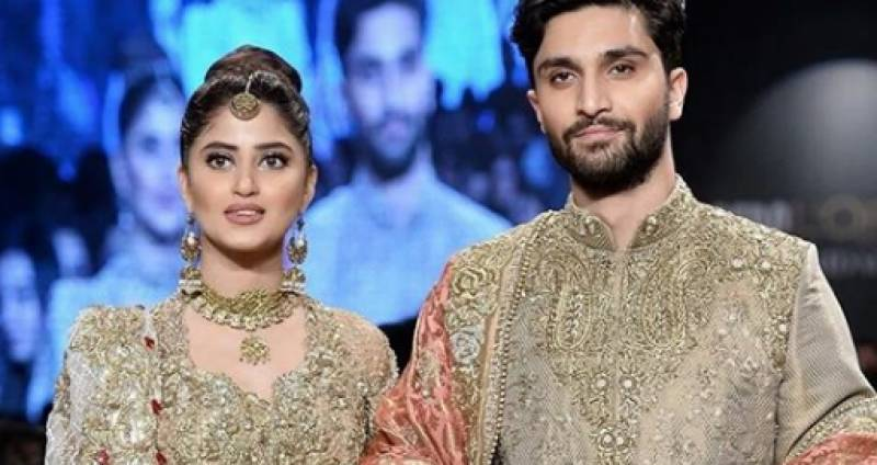 Are Ahad Raza and Sajal Aly planning to tie the knot in 2020?