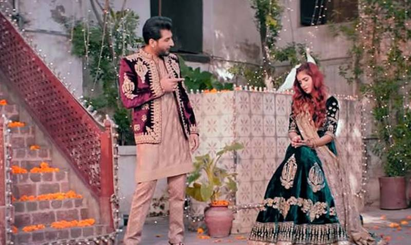 Momina Musteshan, Bilal Saeed's latest track Baari is melodious