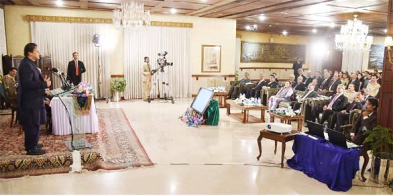 No fear of clash as state institutions working within limits, says PM Imran