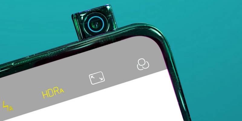 Tecno rumored to launch pop-up camera phone by 2020