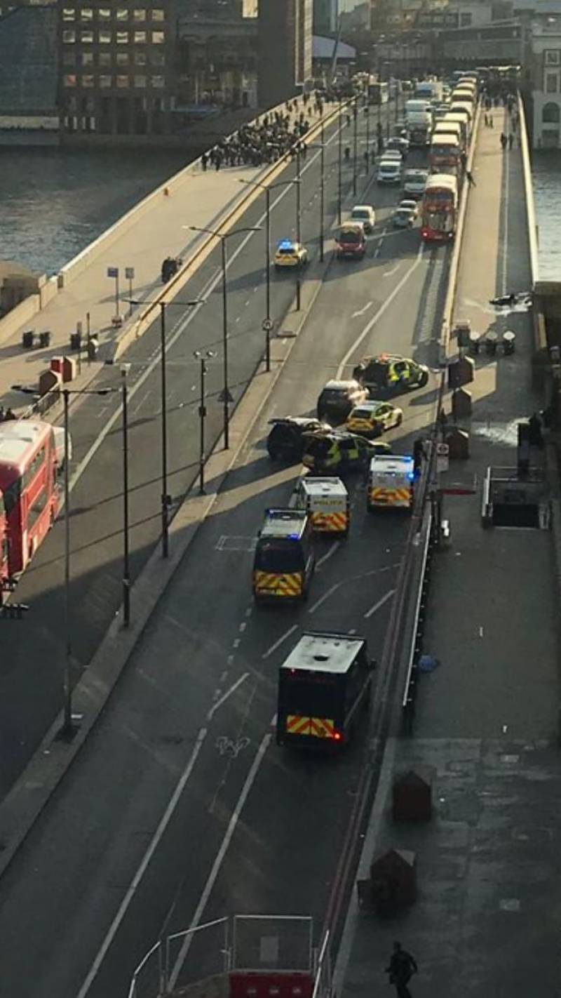 Two killed, several injured in London Bridge stabbing
