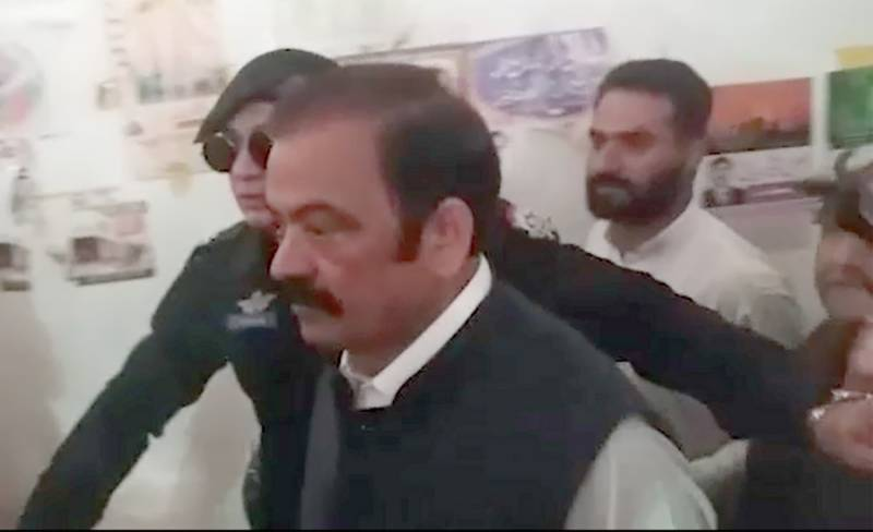 Court extends Rana Sanaullah's judicial remand for 14 days