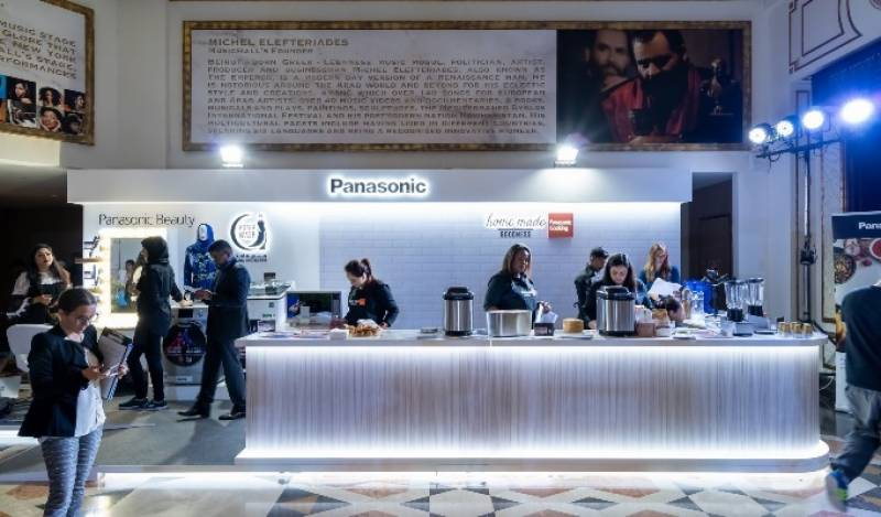 Panasonic showcases premium lifestyle products at The Women's Show in Dubai