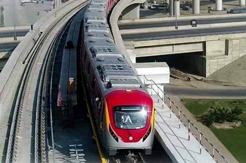 Much-delayed Orange Line Metro Train to be started on Dec 10, says PM Imran