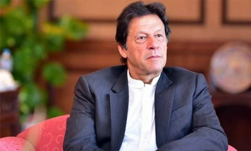 PM Imran seeks int'l community's role for peaceful resolution of Kashmir dispute