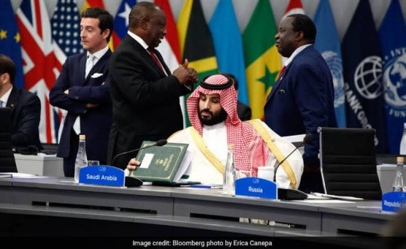 Saudi Arabia becomes first Arab nation to head G20