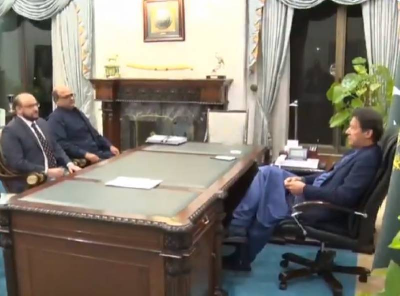 PM Imran assigns tasks to new DG FIA