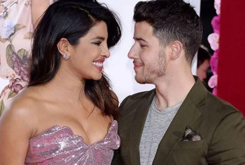 Priyanka Chopra and Nick Jonas celebrate first wedding anniversary