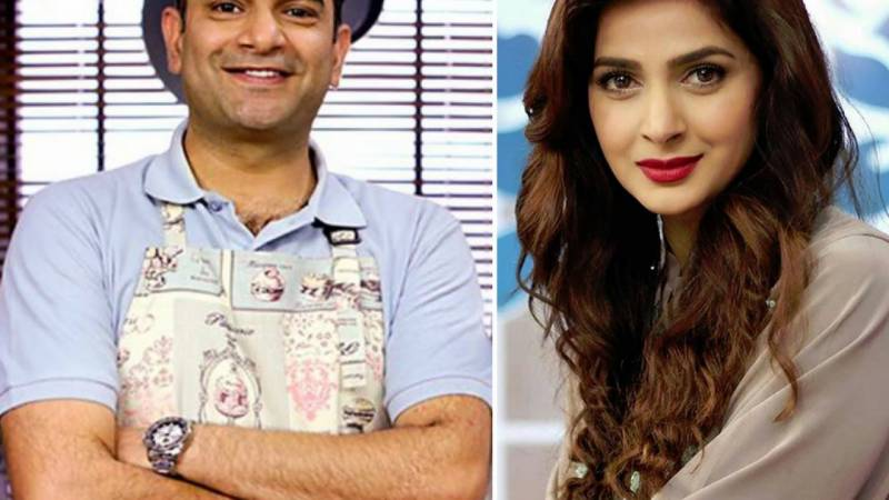 Sarmad Khoosat compliments Saba Qamar in Instagram post
