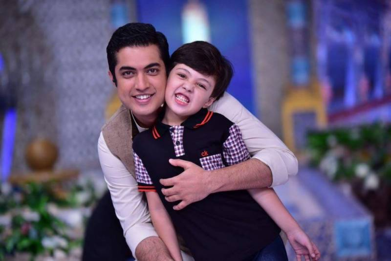 Pehlaaj Hassan launches YouTube channel