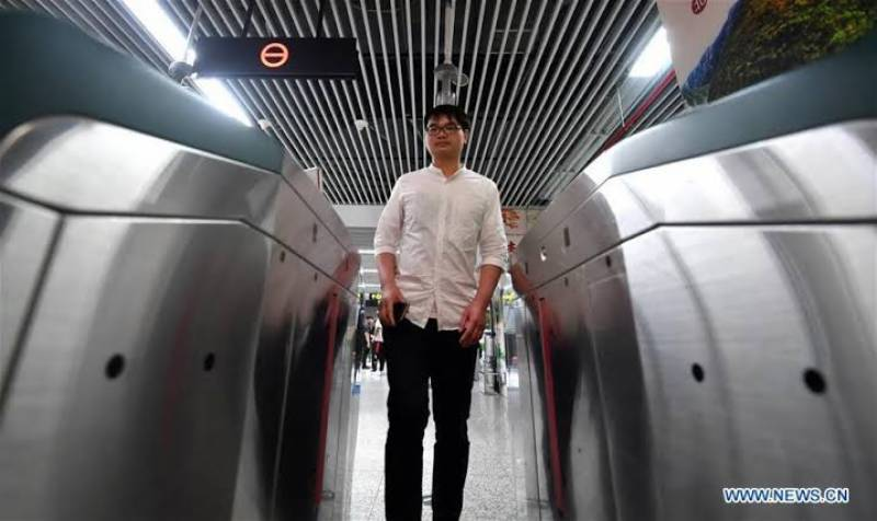 Zhengzhou becomes first Chinese city to fully launch face-scanning metro check-in service