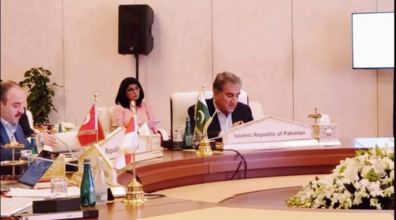 FM Qureshi calls for collected efforts to tackle Islamophobia