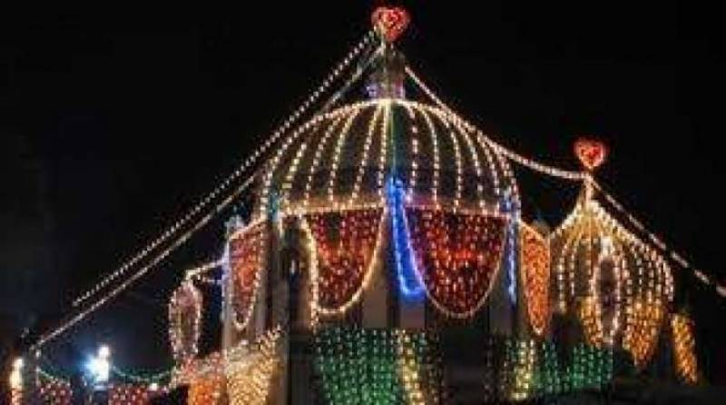 Rajanpur: Three-day annual Urs of Sufi Saint Hazrat Khawaja Ghulam Fareed begins today