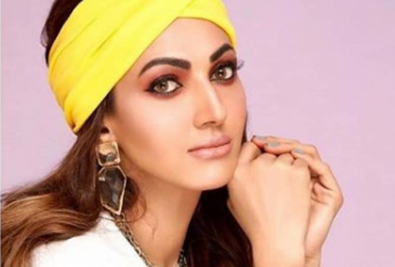 Sana Fakhar to play unconventional role in TV serial Laal Mai