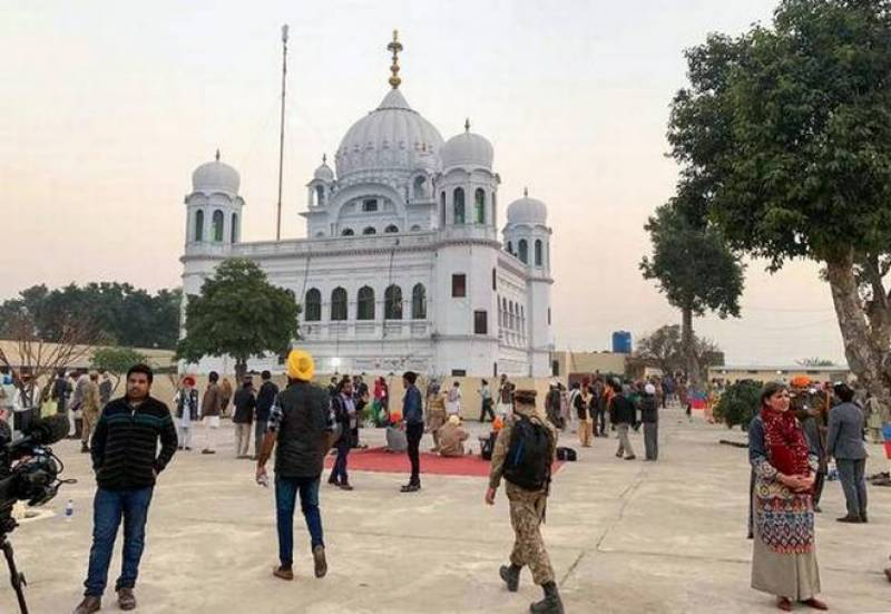 Indian woman prevented from escaping Kartarpur and illegally entering Pakistan