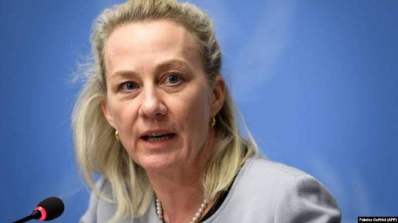Alice Wells commends Pakistan's economic reform efforts