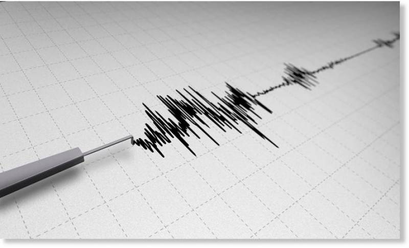 Earthquake of 4.5 magnitude jolts Swat, Malakand and surroundings