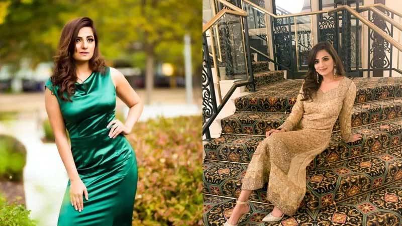 Former Miss Pakistan dies in USA car crash