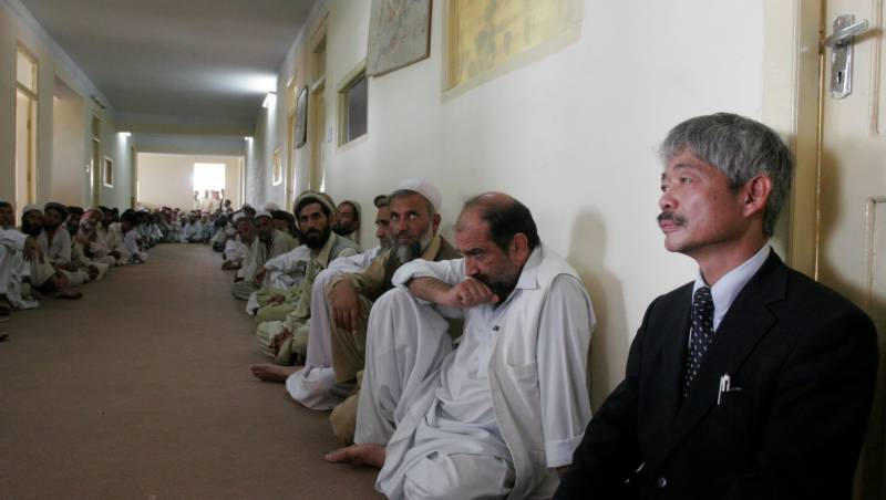 Japanese NGO head among six dead in Afghan gun attack