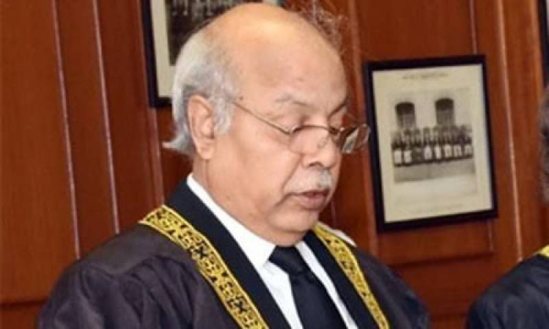 Pakistan appoints new Chief Justice