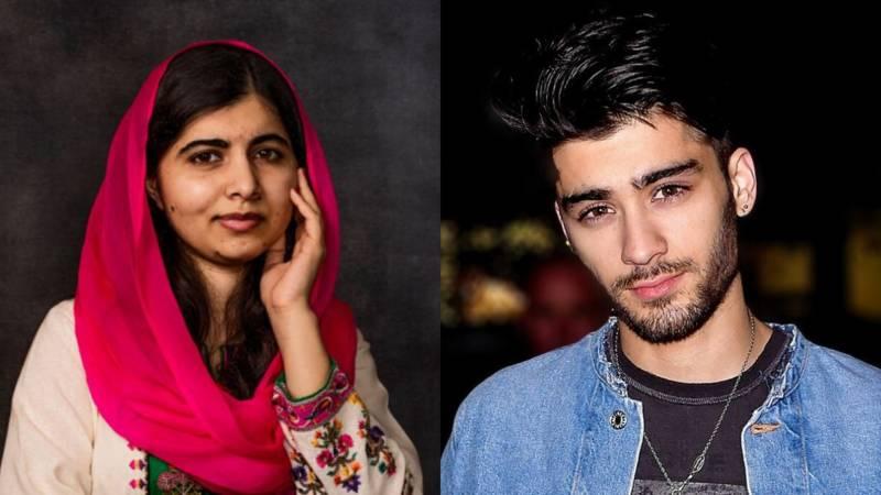 Zayn Malik, Malala Yousafzai collaborate to help provide education