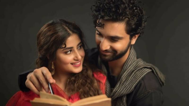 Ahad Raza Mir denies rumours of destination wedding with Sajal Aly