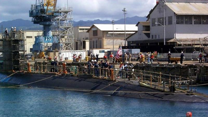 At least two killed in Hawaii's Pearl Harbor base shooting