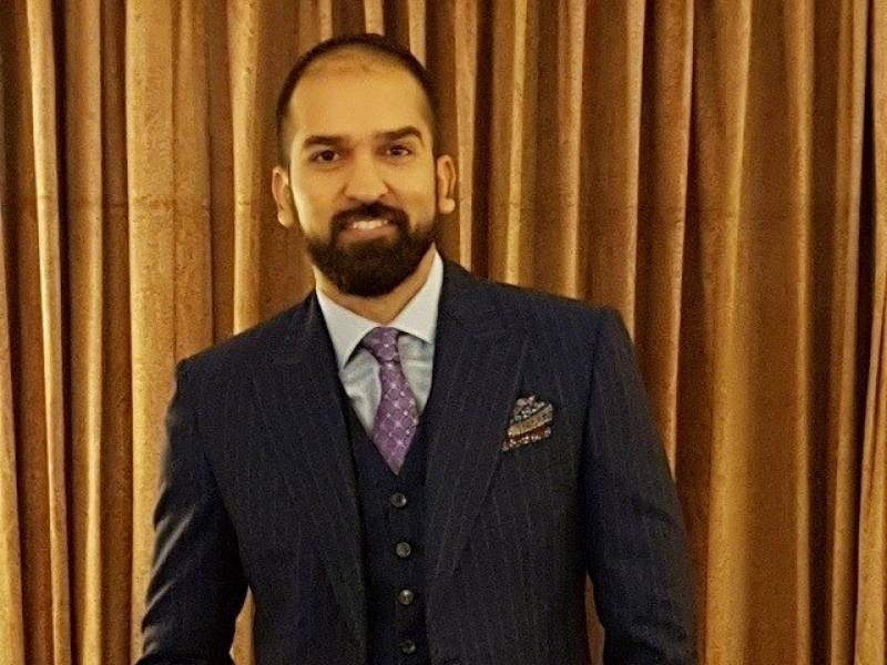 Coca Cola's Fahad Qadir becomes first Pakistani to feature on Asia Pacific's '40 under 40' list