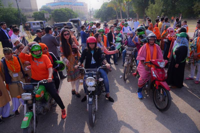 """FINCA Microfinance Bank Pakistan Supports """"Women on Wheels"""" Initiative to promote women mobility and empowerment"""