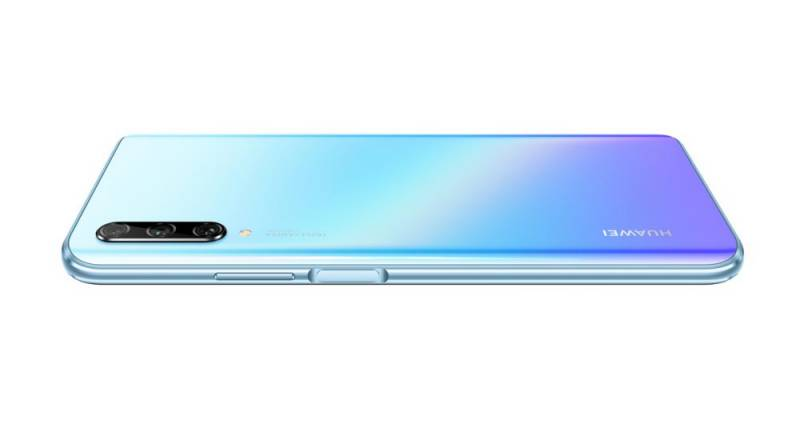 HUAWEI Y9s Is a Truly Premium Midrange with outstanding design and features: Glass-back & Notch-less Experience