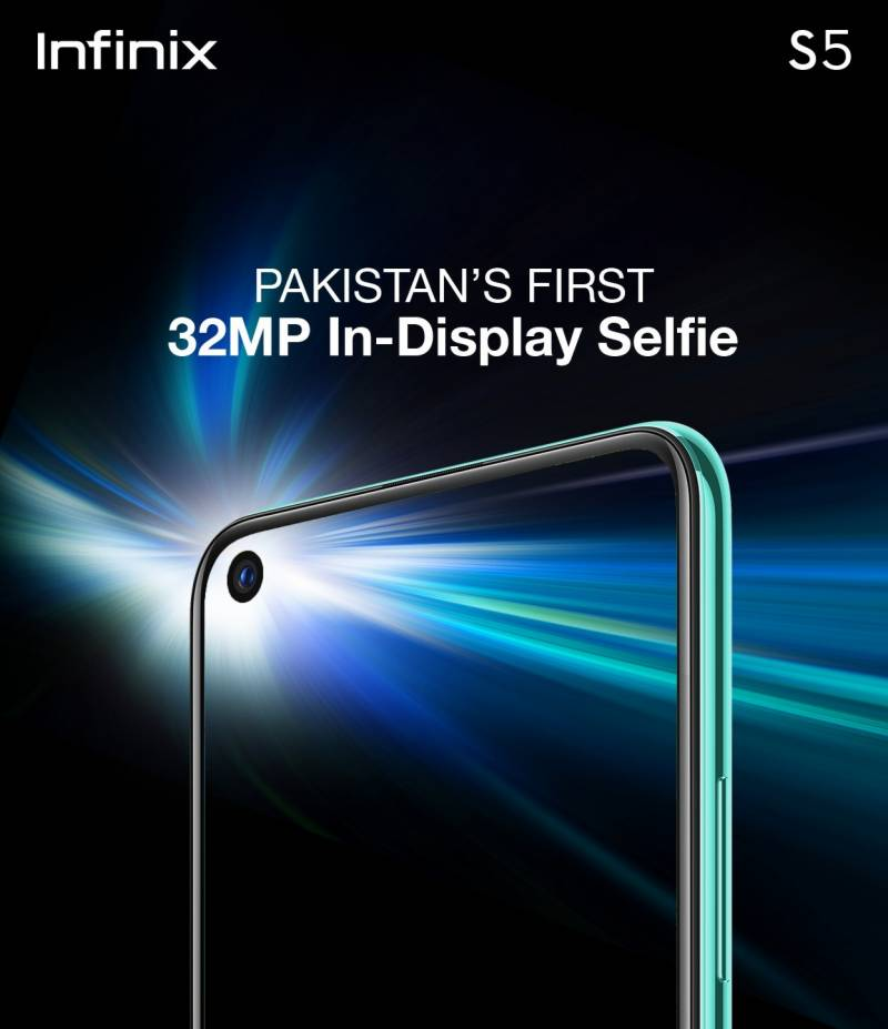 Infinix S5 series can change the game of mobile experience