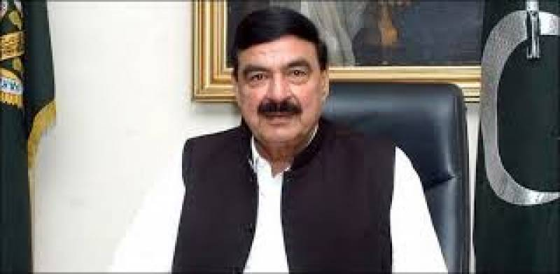 Train to complete Lahore-Karachi journey in just six hours as Sheikh Rasheed reveals new plan