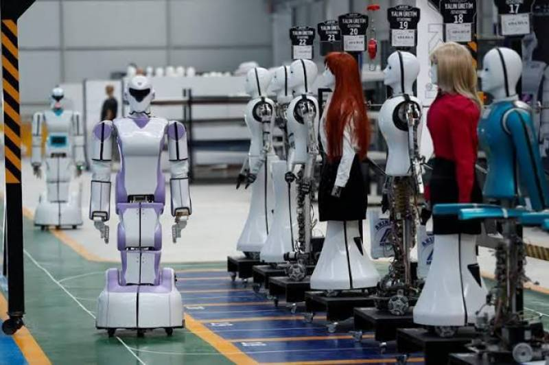 Turkey starts to use robots for health exams in 2020