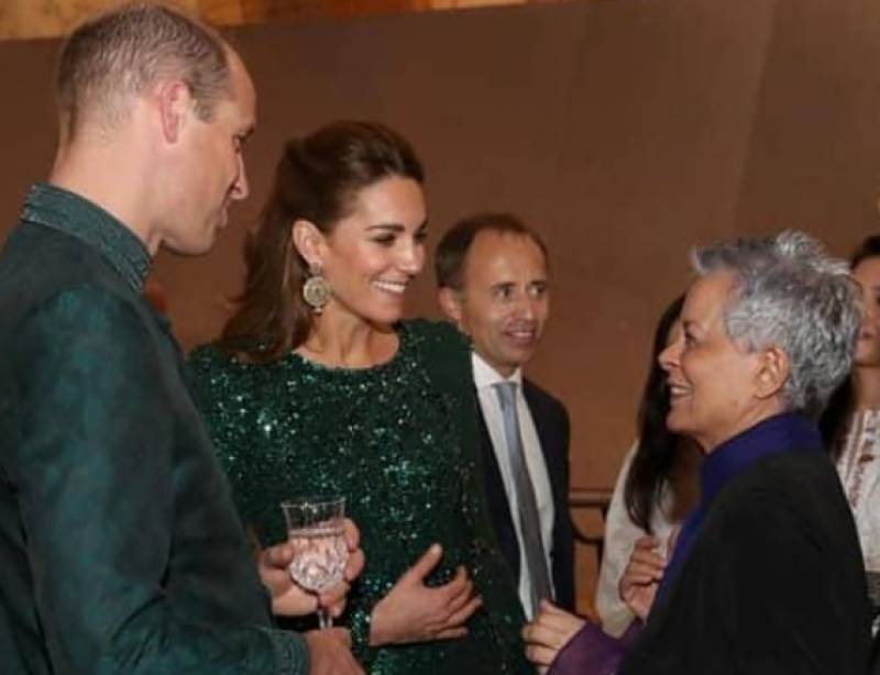 Kate Middleton thanks Maheen Khan with sweet note