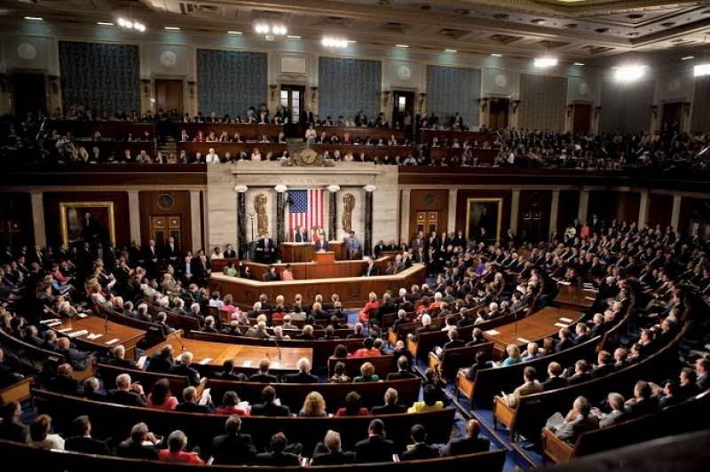Bill on Indian Occupied Jammu & Kashmir introduced in US House of Representatives