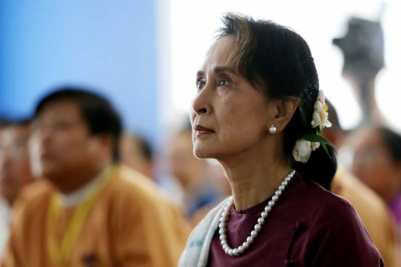 ICJ: Myanmar's Suu Kyi to face charges on Rohingya Muslims' genocide