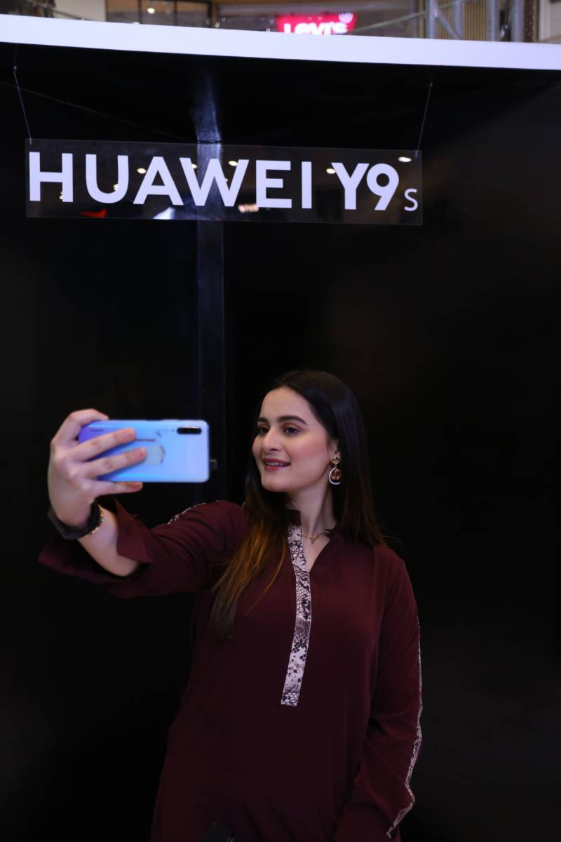 HUAWEI Y9s goes on sale in Pakistan today: check price, offers, specification