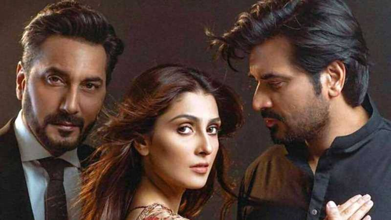 Humayun Saeed talks about the success of hit serial 'Mere Paas Tum Ho'