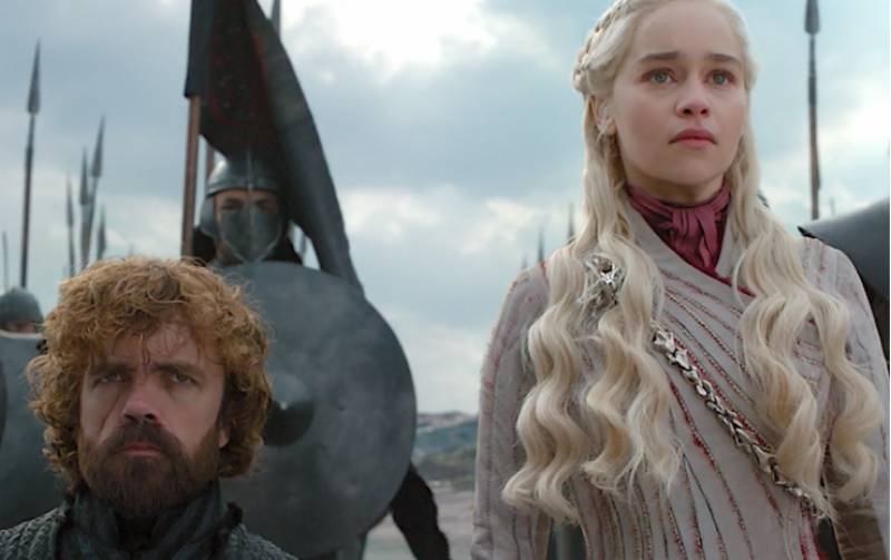 Game of Thrones ranked as 2019's most searched drama in US